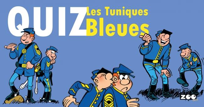 Quiz Les Tuniques Bleues