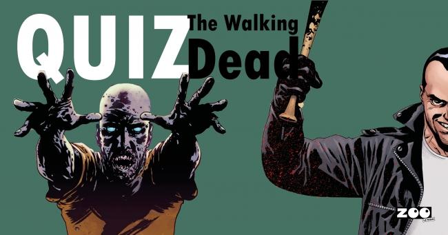 Quiz Walking Dead