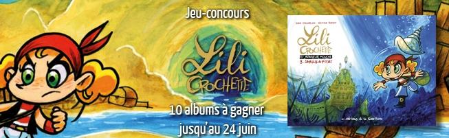 Jeu-concours Lili Crochette, sacrilège au p'tit déj'
