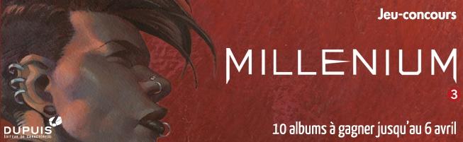 Jeu-concours Millénium, T.3