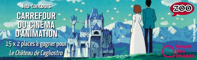 Jeu-concours Le Château de Cagliostro