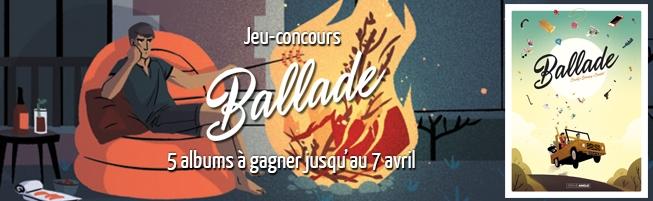 Jeu-concours Ballade