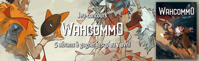 Jeu-concours Wahcommo