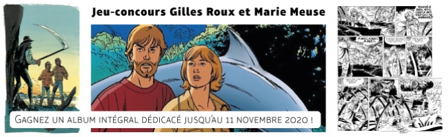Les Aventures de Gilles Roux et Marie Meuse