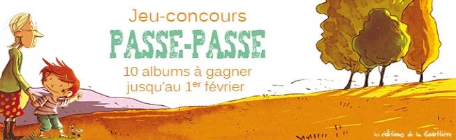 Jeu-concours Passe-Passe