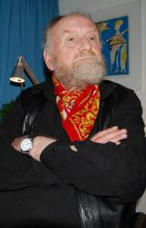 Kurt Westergaard, le dessinateur danois d'une caricature de Mahomet, est décédé