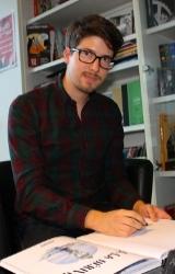 avatar de l'auteur Xavier Coste